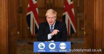 A timeline of how Boris Johnson has dealt with the Covid-19 crisis so far