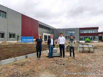GOLDBECK Münster übergibt Erweiterungsbau an AT Zweirad in Altenberge - PresseBox.de