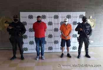 Cárcel para policía y domiciliaria a pensionado por extorsionar a la alcaldesa de Falan - Alerta Tolima