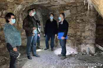 Un projet ambitieux autour des vestiges du château de Nanteuil-le-Haudouin - Le Parisien