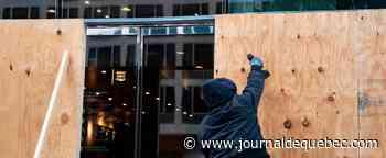 Washington se barricade par crainte de violences