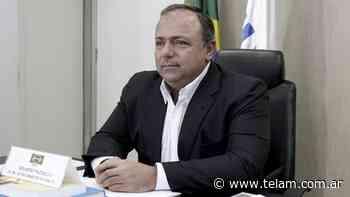 El ministro brasileño de Salud, internado tras dar positivo por coronavirus hace diez días - Télam