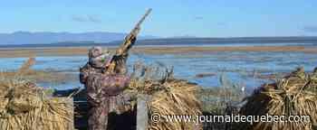 Les femmes s'approprient la chasse à l'oie