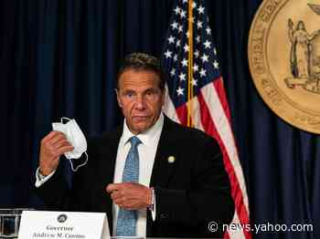 Outsiders heading for New York from all other states must test negative for coronavirus before and after they arrive, Cuomo announces
