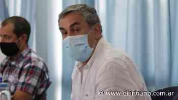 El ministro de Economía, Enrique Vaquié tiene coronavirus - Diario Uno