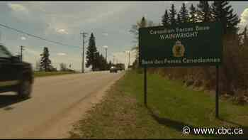 Canadian solider killed during live fire exercise at CFB Wainwright