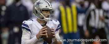 Cowboys: une recrue au poste de quart-arrière