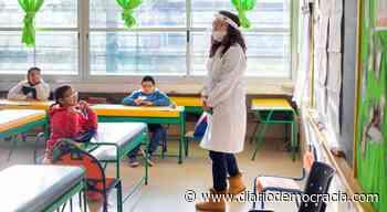 Consideran positivo el regreso progresivo a las clases presenciales en seis municipios - Diario Democracia