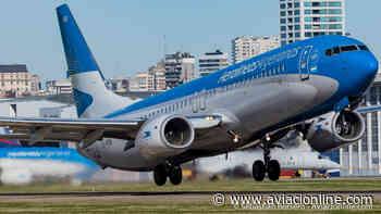 Aerolíneas Argentinas retomará los vuelos entre Buenos Aires y Montevideo en noviembre - Aviacionline.com