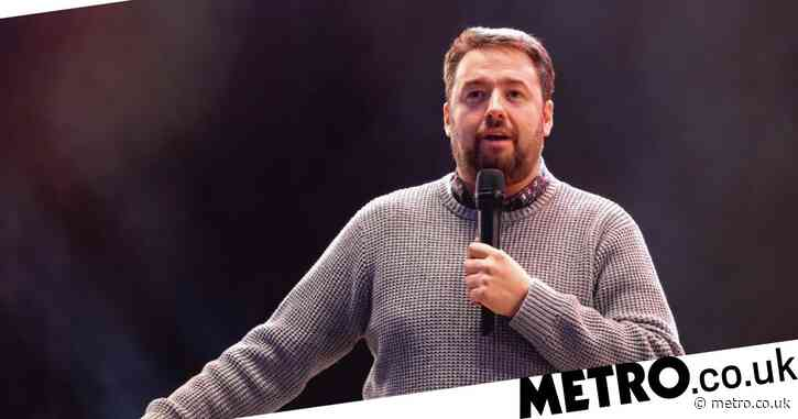 Jason Manford stunned as Deliveroo mistakes his family for a business after big order