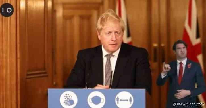 Gran Bretaña anunció un mes de cuarentena por el avance del coronavirus pero los colegios seguirán abiertos - Clarín