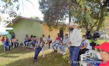 Buscan legalizar formalmente la vereda El Ocaso de Paicol - Noticias