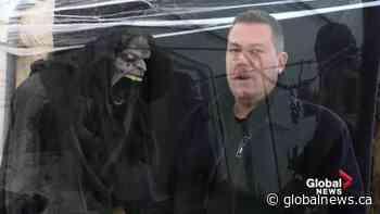 Coronavirus: St-Lazare haunted Halloween tunnel gets green light from police | Watch News Videos Online - Globalnews.ca
