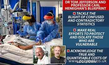 Boris Johnson given coronavirus-beating plan by Oxford experts