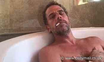 Hunter Biden's laptop lays bare the world of depravity that makes him a target for blackmail