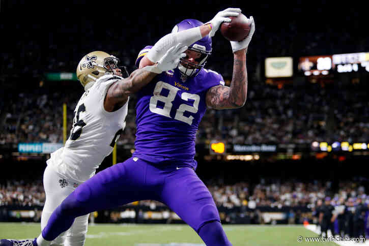Charley Walters: High-priced vets will be a tough sell for Vikings