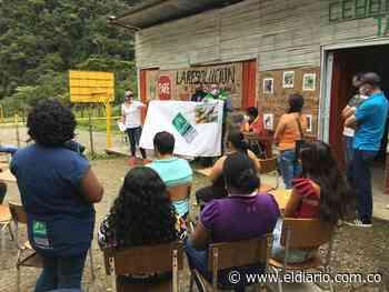 Comunidades de Apía y Pueblo Rico cierran filas y dicen que no permitirán la cacería de fauna - El Diario de Otún