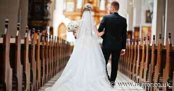 Weddings banned in new lockdown - and funerals limited to 30 people in England