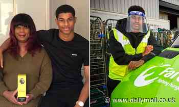 MARCUS RASHFORD writes personal testimony about free school meals campaign