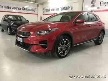 Vendo Kia Xceed 1.4 T-GDi Evolution nuova a Borgaro Torinese, Torino (codice 7915422) - Automoto.it