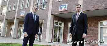 Wirtschaft Molbergen: Bankhaus bezieht repräsentatives Gebäude - Nordwest-Zeitung