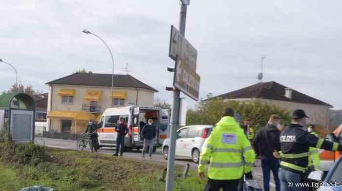Cava Manara, auto piomba sulla fermata del bus: morti Adele ed Enrico, paese sotto choc - IL GIORNO