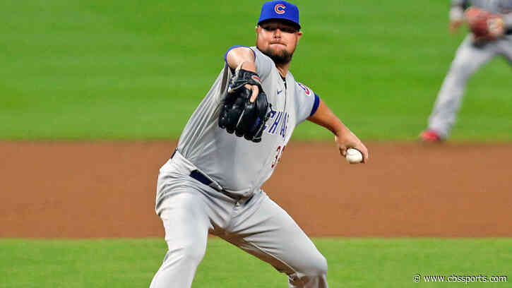 Cubs' Jon Lester thanks city of Chicago by buying fans a beer - CBS Sports
