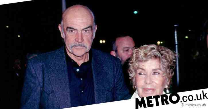 Sir Sean Connery battled dementia before his death reveals his wife: 'It was no life for him'