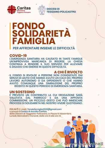 La Diocesi di Teggiano Policastro istituisce il Fondo Solidarieta' Famiglia - pyrosonline