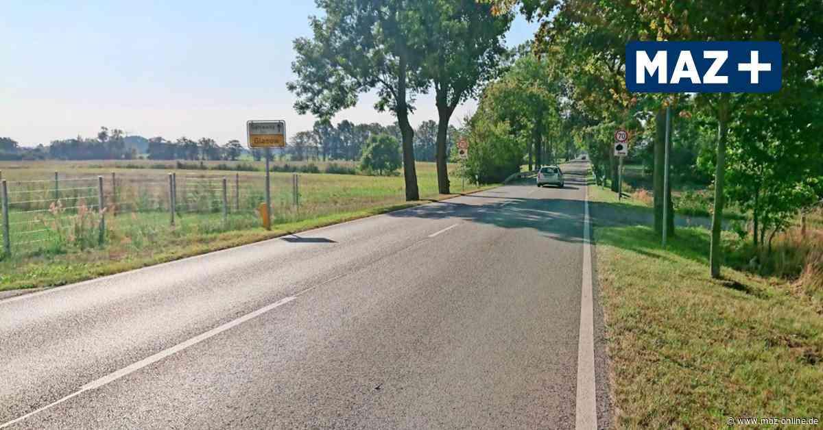 Einstimmiger Beschluss: Der Radweg Dahlewitz-Glasow soll kommen - Märkische Allgemeine Zeitung