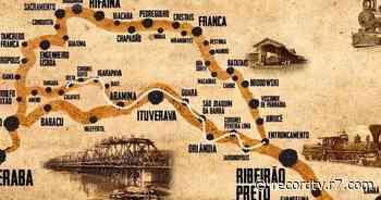 Estações da Mogiana viaja pelo ramal de Igarapava - Record TV