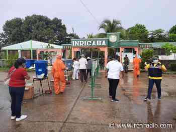 Con tranquilidad y afluencia considerable de electores, continúa la jornada de elecciones en Achí (Bolívar) - RCN Radio