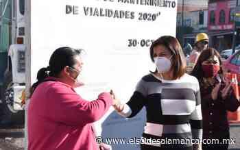 Inicia rehabilitación del Valle de Santiago - El Sol de Salamanca