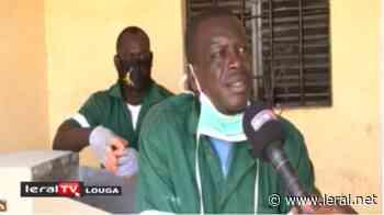 EMPLOI - Ibrahima SENE, le président de la section régionale de l'Association handicapés de Louga (Vidéo) - S'informer en temps réel