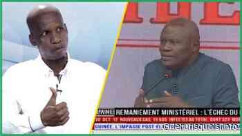 Vidéo – Débat sous haute tension entre Clédor SENE et Gaston MBENGUE - Alioune