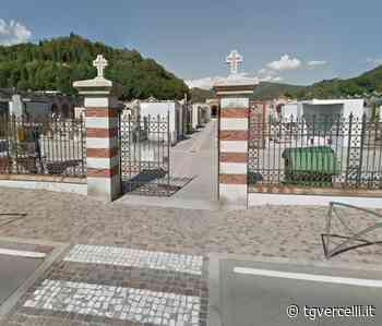 Interventi nei cimiteri di Borgosesia - tgvercelli.it