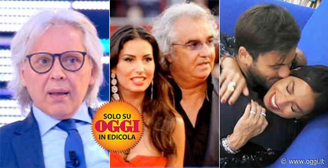 """Mino Magli, le parole choc dell'ex di Elisabetta Gregoraci: """"Mi ha tradito e rinnegato, e ora al G - OGGI"""