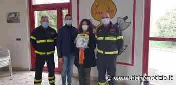Magenta: Marcallo con Casone ringrazia i Vigili del Fuoco volontari e contribuisce all'acquisto di un defibrillatore - Ticino Notizie
