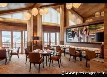 MEGEVE : Anne-Sophie Pic au Four Seasons Hotel Megève - La lettre économique et politique de PACA - Presse Agence