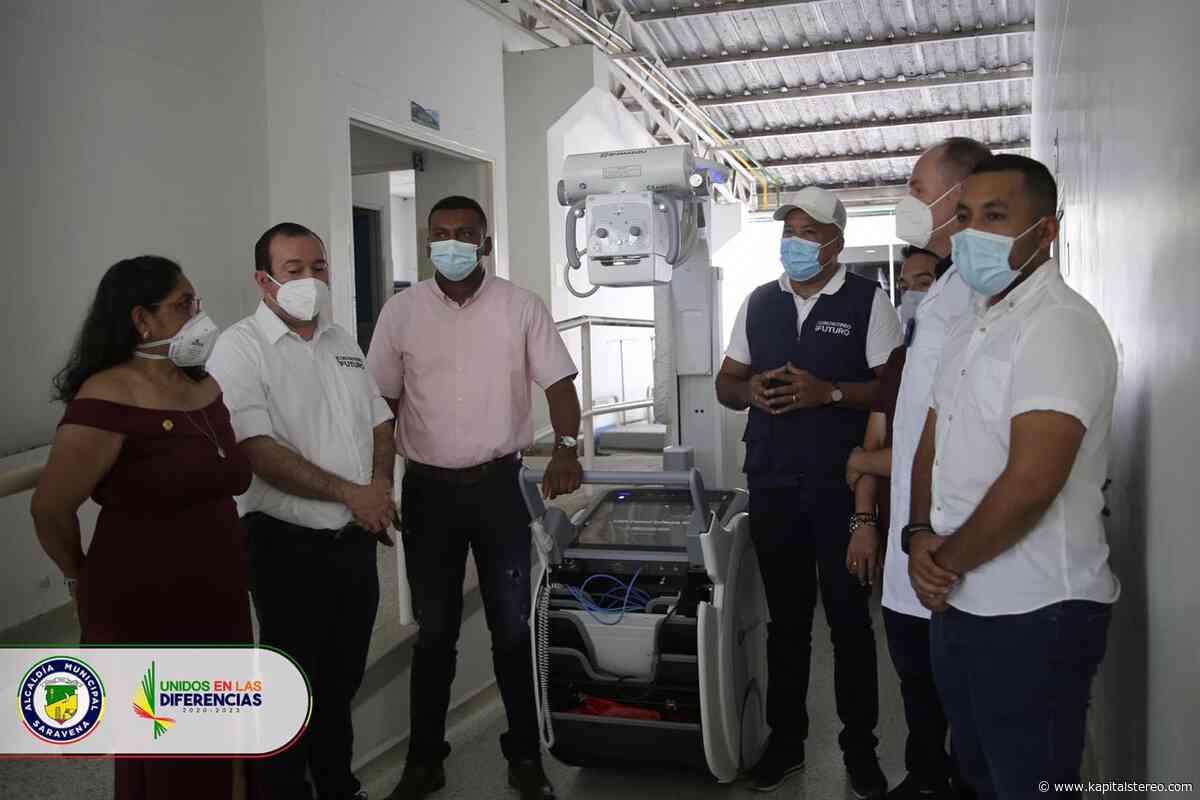 HOSPITAL DE SARARE RECIBE 20 CAMAS PARA ATENDER LA COVID-19 Y EQUIPO RAYOS X - Kapital Stereo