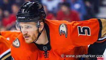 NHL veteran Korbinian Holzer signs with KHL team
