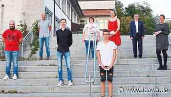 Stamsried: Glückwünsche vom Gemeindeoberhaupt: Machts weiter so - idowa