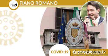 FIANO ROMANO - Altri tre contagi, ma si registrano otto guariti - Tiburno.tv Tiburno.tv - Tiburno.tv