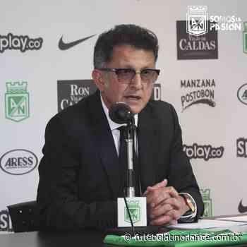 Osorio se irrita na coletiva e fala sobre futuro no Atlético Nacional - LANCE!