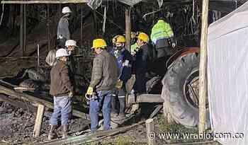 Identifican víctima en nuevo accidente minero en Socotá, Boyacá - W Radio