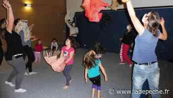 Gramat. La danse, prétexte pour réunir parent et enfant - ladepeche.fr