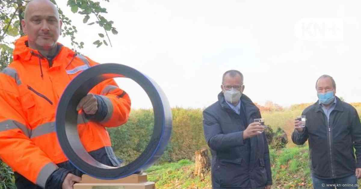 Stadtwerke EWS versorgen Bad Segeberg mit Wasser aus Wahlstedt - Kieler Nachrichten