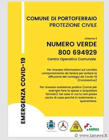 A Portoferraio un numero verde l'emergenza Covid - Tirreno Elba News