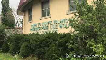 Province boosting construction on Wolfe Island ferry docks - CTV Edmonton