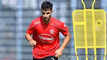 """Transfer von Kaan Ayhan zu Sassuolo perfekt! Fortuna Düsseldorf vermeldet """"finanziell sehr erfreuliches Ergebnis"""" - Sportbuzzer"""